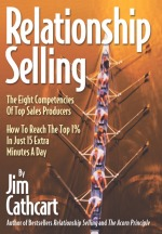 Relationship Selling, the 8 competencies of top sales producers