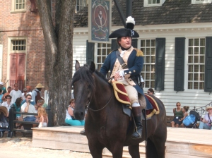 The Marquis de Lafayette reporting on our victories